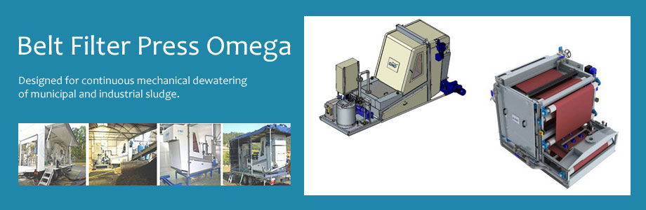 cost-effective, innovative wastewater screening equipment and sludge