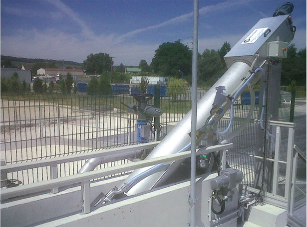 Spiral Screen Equipment For Wastewater Solutions